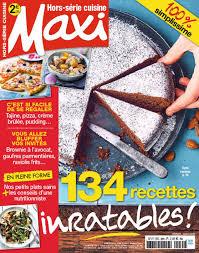 maxi cuisine magazine maxi hors série cuisine magazine digital discountmags com