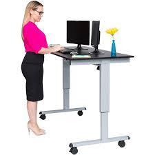 Desk Extender For Standing Best 25 Electric Standing Desk Ideas On Pinterest Standing