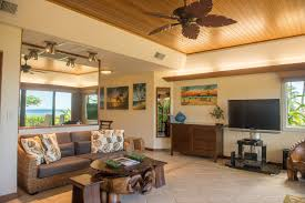 Living In A Garage Lahaina U0027s Luxury Beachfront Residence Puunoa Beach Estates 103