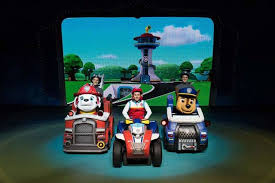 paw patrol live race rescue tkt 8 locations
