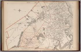 Ma Map City Of Lynn Massachusetts David Rumsey Historical Map Collection