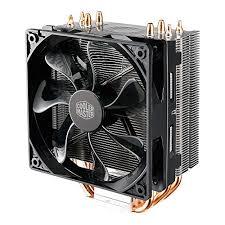 cooler master cpu fan cooler master hyper 212 led cpu air cooler 4 heatpipes 1 x 120mm