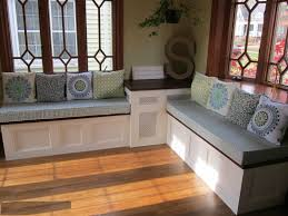furniture comfort and elegant breakfast nook bench