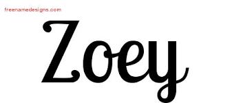 zoey name design19 jpg 450 200 name pinterest cursive font