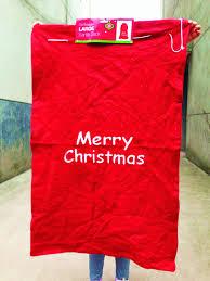 large christmas gift bags 100pcs105 63cm large christmas santa sack bag drawstring wholesale