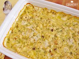chicken and dumplings casserole the country cook