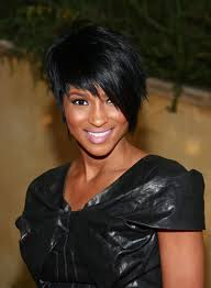 very short edgy haircuts for women with round faces short funky hairstyles with bangs short black hair hair style