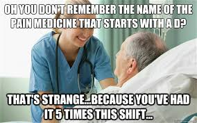 Remember The Name Meme - oh you don t remember the name of the pain medicine that starts
