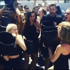 The Challenge Gif Icebucketchallenge Gif Dump Blink 182 Gaga Eddie Vedder