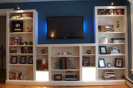 bookcases for small spaces best ikea hack desk ikea hacks