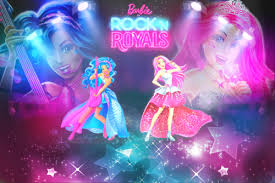 barbie movies images rock royals wallpaper hd wallpaper