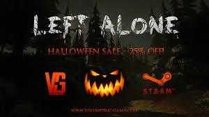 Halloween Sale Left Alone Halloween Sale On Steam On Game Jolt