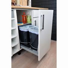 accessoire pour meuble de cuisine meuble machine à laver encastrable beau étonné poubelle cuisine