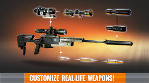 sniper 3d assassin 1 5 mod apk data unlimited money android