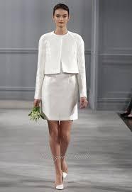 short wedding dresses monique lhuillier spring 2014 collection