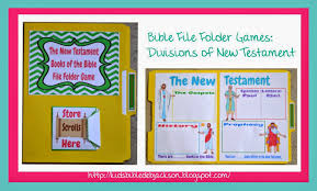 Fun Games For Kids At Home by Bible Fun For Kids Bible File Folder Games