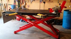 snap on lift in our jan 3rd auction youtube