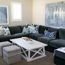 Charcoal Gray Sectional Sofa Awesome Sofa Beds Design Inspiring Modern Charcoal Grey Sectional