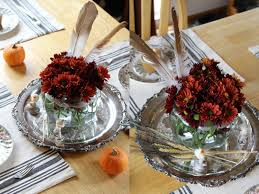 Thanksgiving Table Setting by The Chic Country Fall Diy Thanksgiving Table Setting Easy