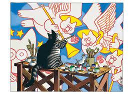b kliban cat card assortment