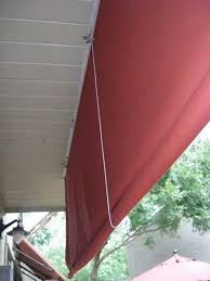 Roll Up Awnings Decks Patio Curtains Aaa Awning Co Inc