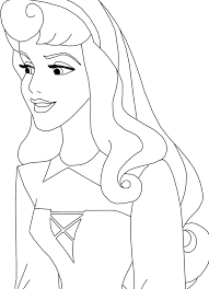 disney princess aurora coloring disney disney