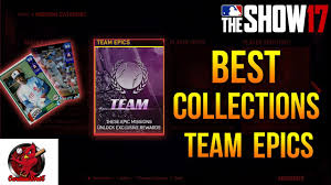 17 Best Images About Mlb - mlb the show 17 best team collections and team epics youtube