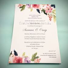 wedding invitations sydney floral wedding invitations invitations sydney
