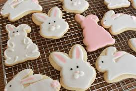 rabbit cookies hopping into sugar and spice and all things iced