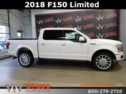 2018 ford f 150 limited crew cab pickups for sale webber family