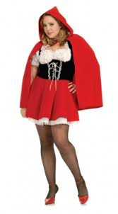 Hellboy Halloween Costume Red Riding Hood Red Riding Hood Costumes