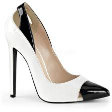 best 25 black and white high heels ideas on pinterest black and