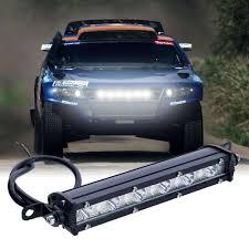led automotive work light 18w 6000k led work light bar driving l waterproof fog off road