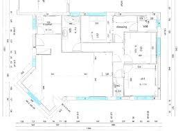 plan de maison de plain pied avec 4 chambres plan maison plain pied 4 chambres 110m2 madame plan maison plain