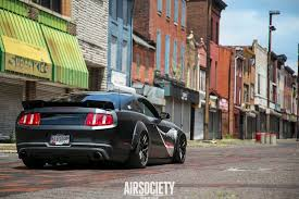 2011 Ford Mustang Black Shark Attack Rob Rabon U0027s 2011 Ford Mustang Gt Airsociety