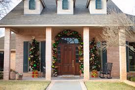 front porch christmas decorations u2014 unique hardscape design tips