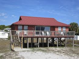 House With Guest House Suncoast Vacation Rentals St George Island Florida