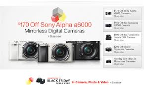 amazon black friday deals deals first black friday deals at amazon sony a6000 samsung