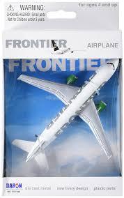 amazon com daron frontier single plane toys u0026 games