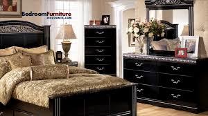 Black Bed Sets Greensburg Bedroom Set Item Series B671 Ogle Furniture Ashley
