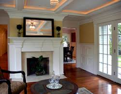 Ceiling Light Crown Molding by Home Remodeling Ideas Crown Molding