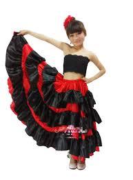 Halloween Costumes Spanish Dancer 2017 Kid U0027s Flamenco Dance Dress Flamenco Dresses Spanish