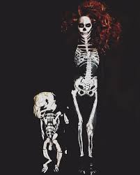 Skeleton Couple Halloween Costumes by Best Celebrity Halloween Costumes 2016