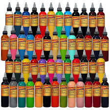 eternal ink tattoo prices 25 color set best 10 tatto design