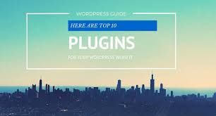 Top 10 Best Plug In by Top 10 Useful Wordpress Plugin For Wordpress Whitedust
