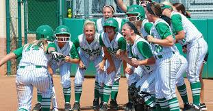 Barnes And Noble Unt North Texas Fan Guide The Guide To Mean Green Softball
