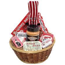 bacon gift basket gift basket
