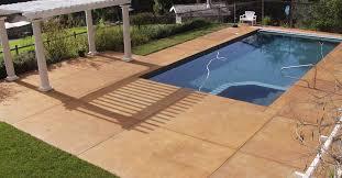 Concrete Pool Designs Ideas Pool Decks Design Ideas Mesmerizing Swimming Pool Deck Design