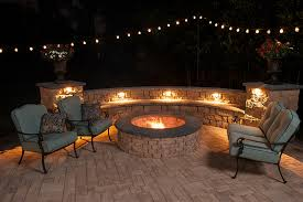 Firepit Pavers Warm Firepit Pavers Rustzine Home Decor Garden Firepit