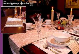 what is a table runner sparkling holiday table runner with corner tassels sew4home